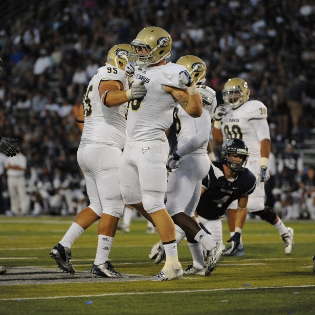 UCD vs Nevada 2013